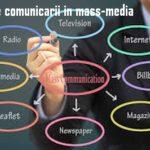 Funcţiile comunicării în mass-media