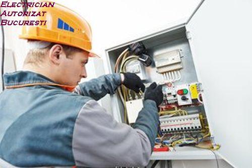 electrician autorizat bucuresti