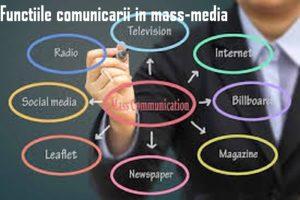Funcţiile comunicării în mass-media top 300 romania